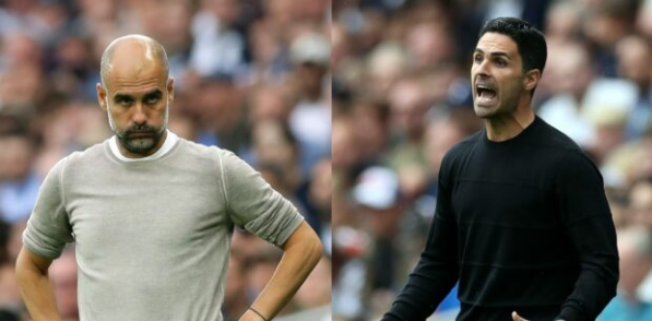 The English Premier League this week has to give the meeting of Manchester City